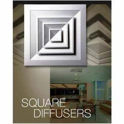 Froid Technicia Aluminium Square Air Diffuser