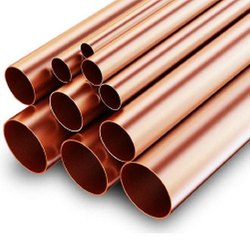 Bronze Metal Tube