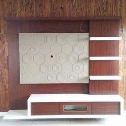 Wall Mounted PVC TV Unit