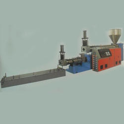 Waste Plastic Recycling Extrusion Lines