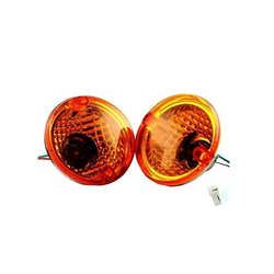 LED Battery Hot Selling Front Indicator Light for E Rickshaw, 12V