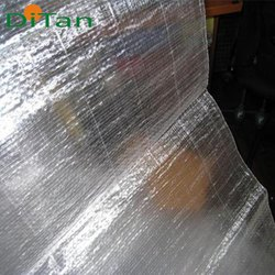 Transparent PP Woven Natural Fabric