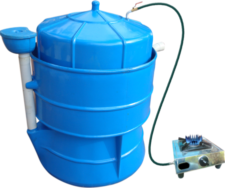 Portable Biogas Plant At Rs 30000 Piece Narendrapur Kolkata