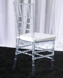 Clear Tiffany Chair