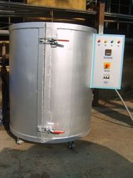 Drum Heater with Adjustable Thermostat