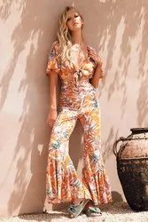 Digital Printed Jumpsuit