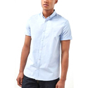 Cotton White Casual Shirt, Size: S To Xl