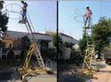 Aluminium Oil Tanker Ladder For Industrial