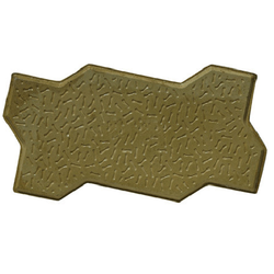 Green Unipaver Tile Moulds