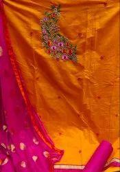 Cotton Partywear Salwar Suit