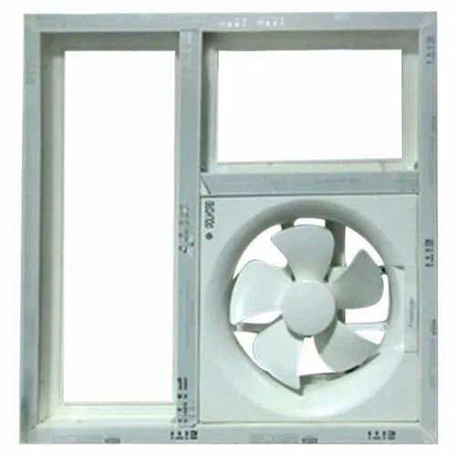 Portable Bathroom Window Exhaust Fan - Image of Bathroom ...