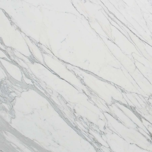Indo Italian White Marble Slab For Flooring Thickness 15