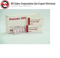 Forcan 200 Tablet