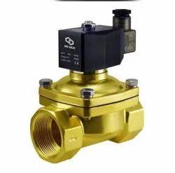 Solenoid Valve 2W Water Brass Valve