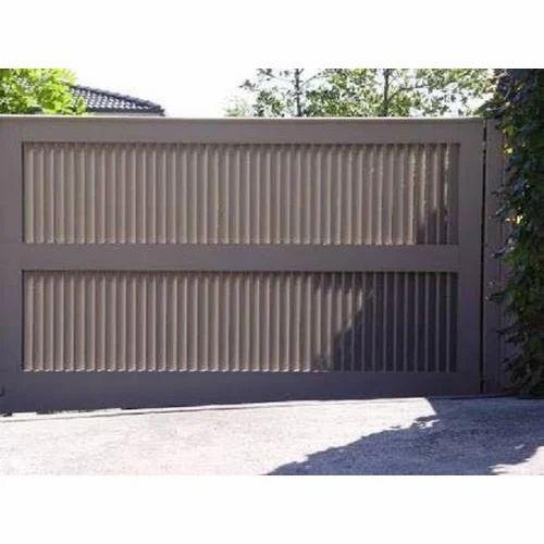 Sliding Gates   Designer Stainless Steel Sliding Gate Manufacturer From  Ludhiana
