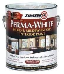 Zinsser Perma-White Mold and Mildew-Proof Interior-Paint