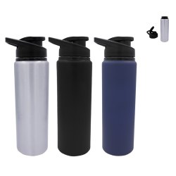Aluminium Water Bottle 750 mL
