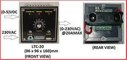 Single Phase Panel Mount Thyristor Based Power Regulator