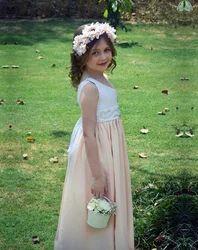 Summer Flower Girl's Dress