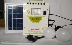 Solar Home Lighting (JPHL3)