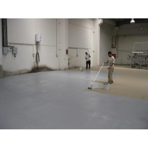 All Over India Epoxy Flooring Service