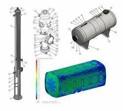 Pressure Vessel Tank Design