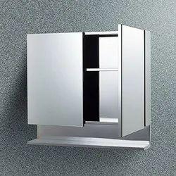 SS Bathroom Mirror Box