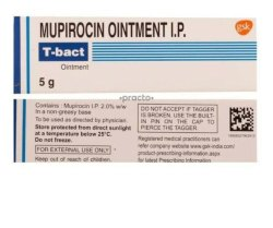 Mupirocin Ointment/ T-Bact Ointment