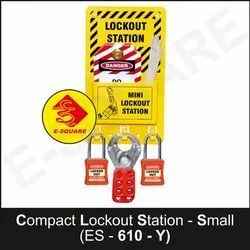 Compact Lockout Tagout Stations - Small