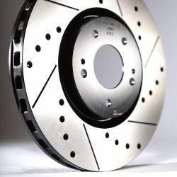 Skoda Octavia Rear Brake Disc