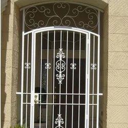 Mild Steel Designer Gate