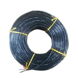 Copper Black Archon PVC Insulated Multicore Cable