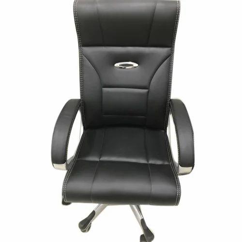 Black Boss Office Chair