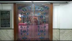 Designer Automatic Sensor Door