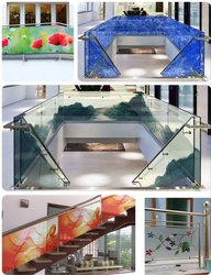 Railing Toughened Glass