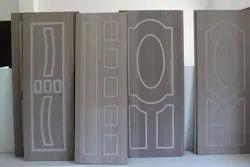 WPC Solid Door 30mm W(37,36) X L(72,75,78,81,84)inc
