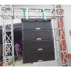 12 Inch Dual Way Line Array Cabinet