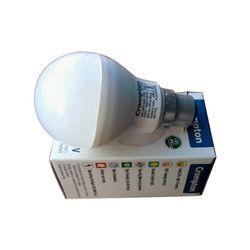Warm White Aluminum LED Bulb, 9W, Base Type: E40