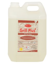 Shine O Grill Plus - Oven / Oil / Grease Cleaner
