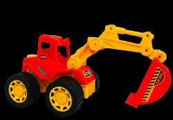 Modern JCB Toy