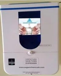 Automatic Hand Sanitizer Dispensing Machine