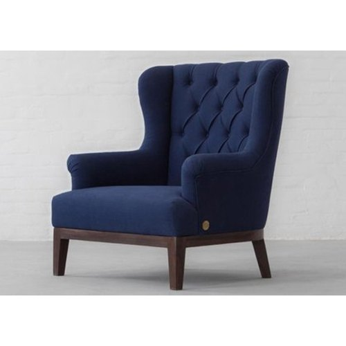 Single Seater Designer High Back Sofa