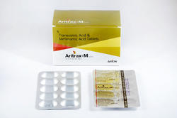 Tranexamic Acid And Mefenamic Acid Tablets