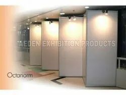 Designing Octanorm Panel For Photo Exhibitions, Client Side, Size: Standard