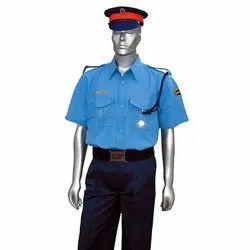 Men Security Officer Uniform