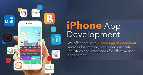 iOS application Development and Design in Jamnagar, Shivay