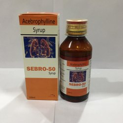 Acebrophylline 50mg  Syrup
