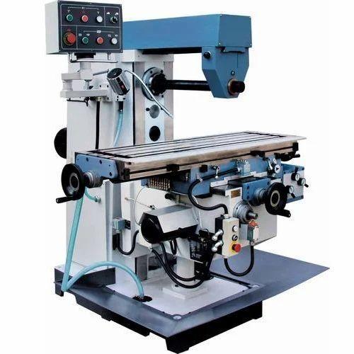 Horizontal Milling Machine Manufacturer From Pune