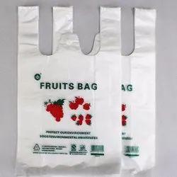 Printed LLDPE Bag