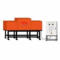 Maxin India Industrial Metal Shredder Machine